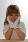 Rękawiczki dla dzieci (3 pary) (3)