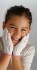 Rękawiczki dla dzieci (3 pary) (2)