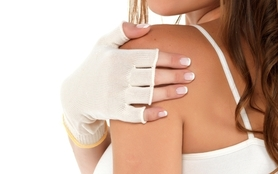 Rękawiczki bez palców dla dorosłych (1 para)
